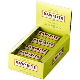 RAWBITE Repen Box 12x50g, lime